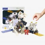 Playpress Space Station Pop Out Play Set