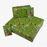 Re-Wrapped Christmas Wrapping Paper – Cosy Christmas