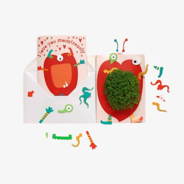 growing greeting cards