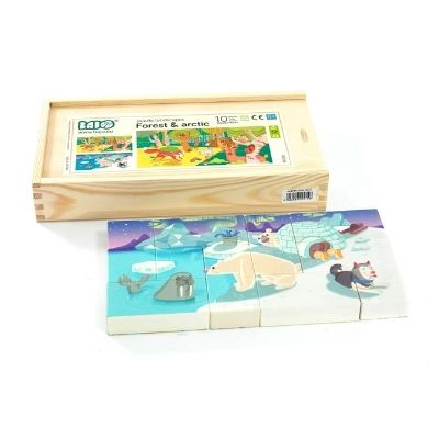 wooden kids puzzles