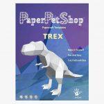 Paper Pet Shop 3D T Rex