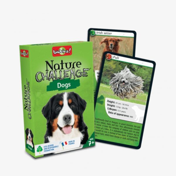 bioviva dog nature challenge