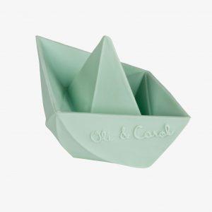 Oli and Carol Origami Boat – Mint